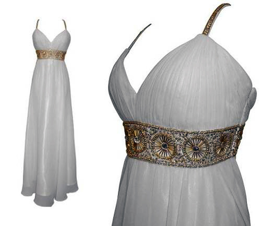 Greek Prom Dresses Designs