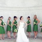 Green Bridesmaid Dresses 2013 Pictures