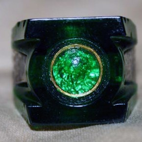 Green Lantern Ring Colors Pictures