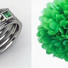 Green Lantern Wedding Ring Styles Pictures