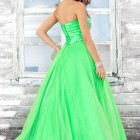 Green Prom Dress Ebay Pictures