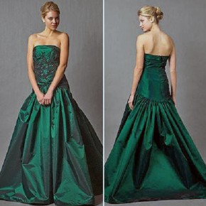 Green Prom Dress Styles Pictures