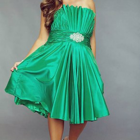 Green Short Prom Dress Maxi Pictures