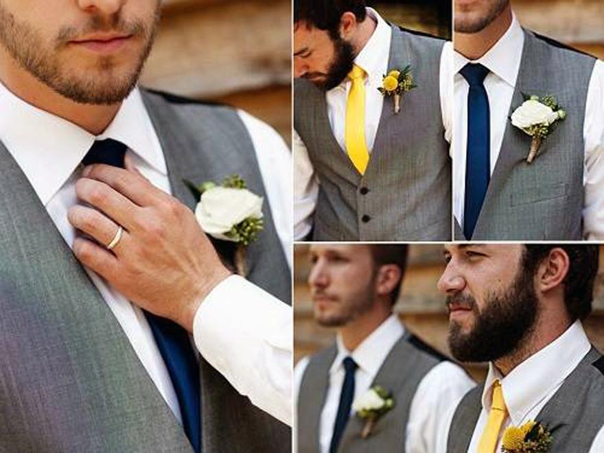 Groom Attire For Country Wedding Ideas - Inofashionstyle.com