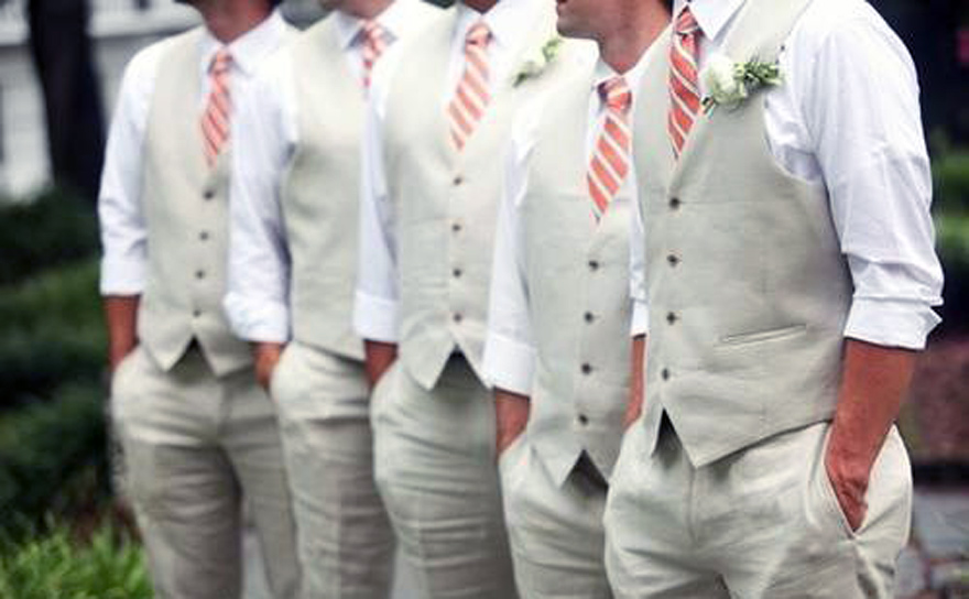 Groom Attire For Country Wedding Model