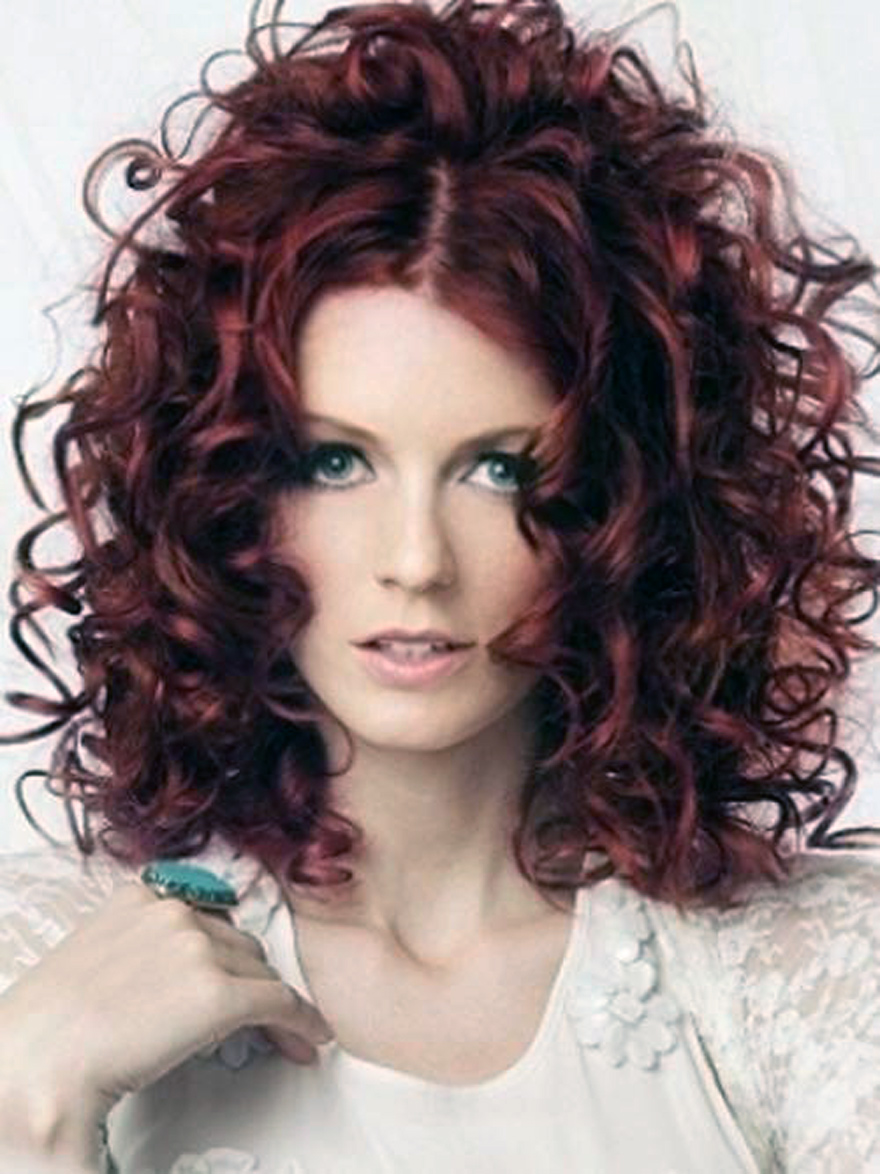 Hair Color Styles Reddish 2013
