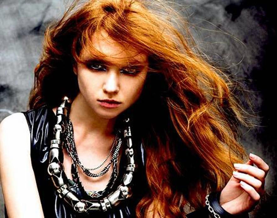 Hair Color Styles Reddish For Women