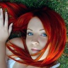 Hair Color Styles Reddish Images Pictures