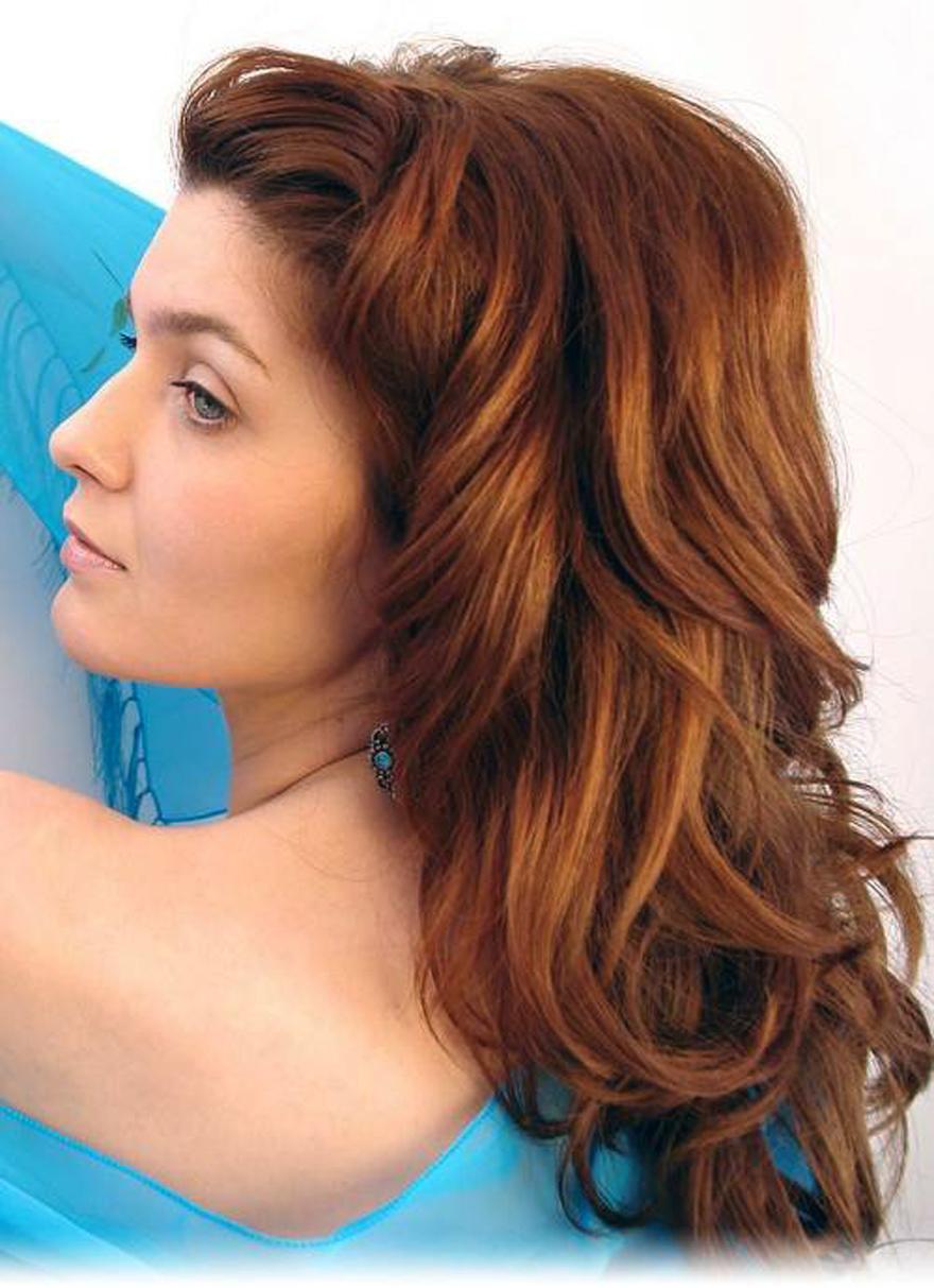 Hair Color Styles Reddish Styles