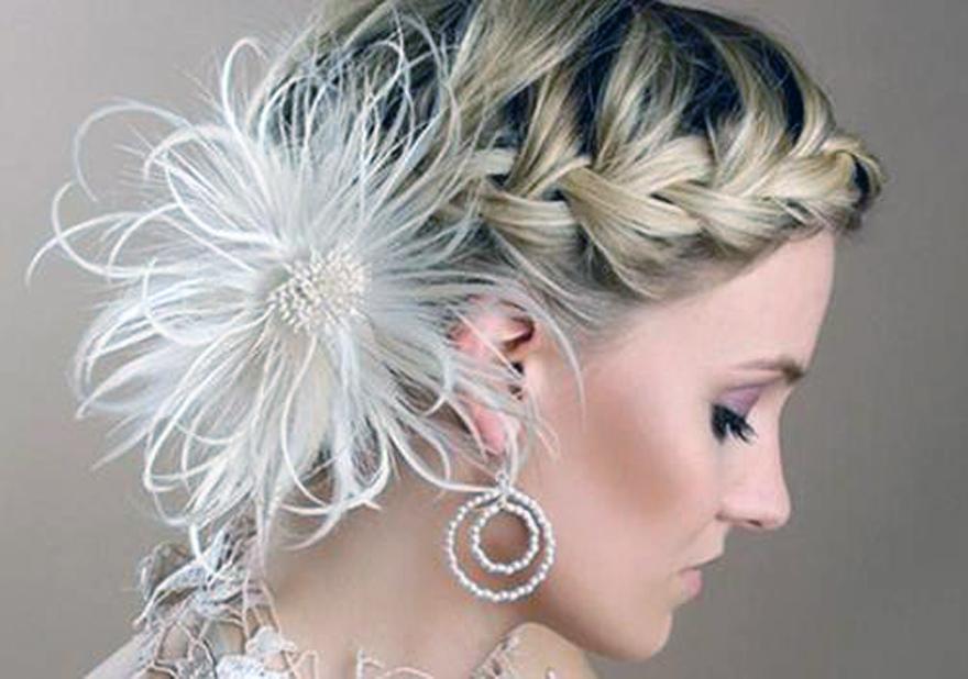 Hairstyles Braids Long Hair Wedding