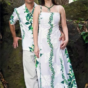 Hawaiian Dress For Men And Women Pictures