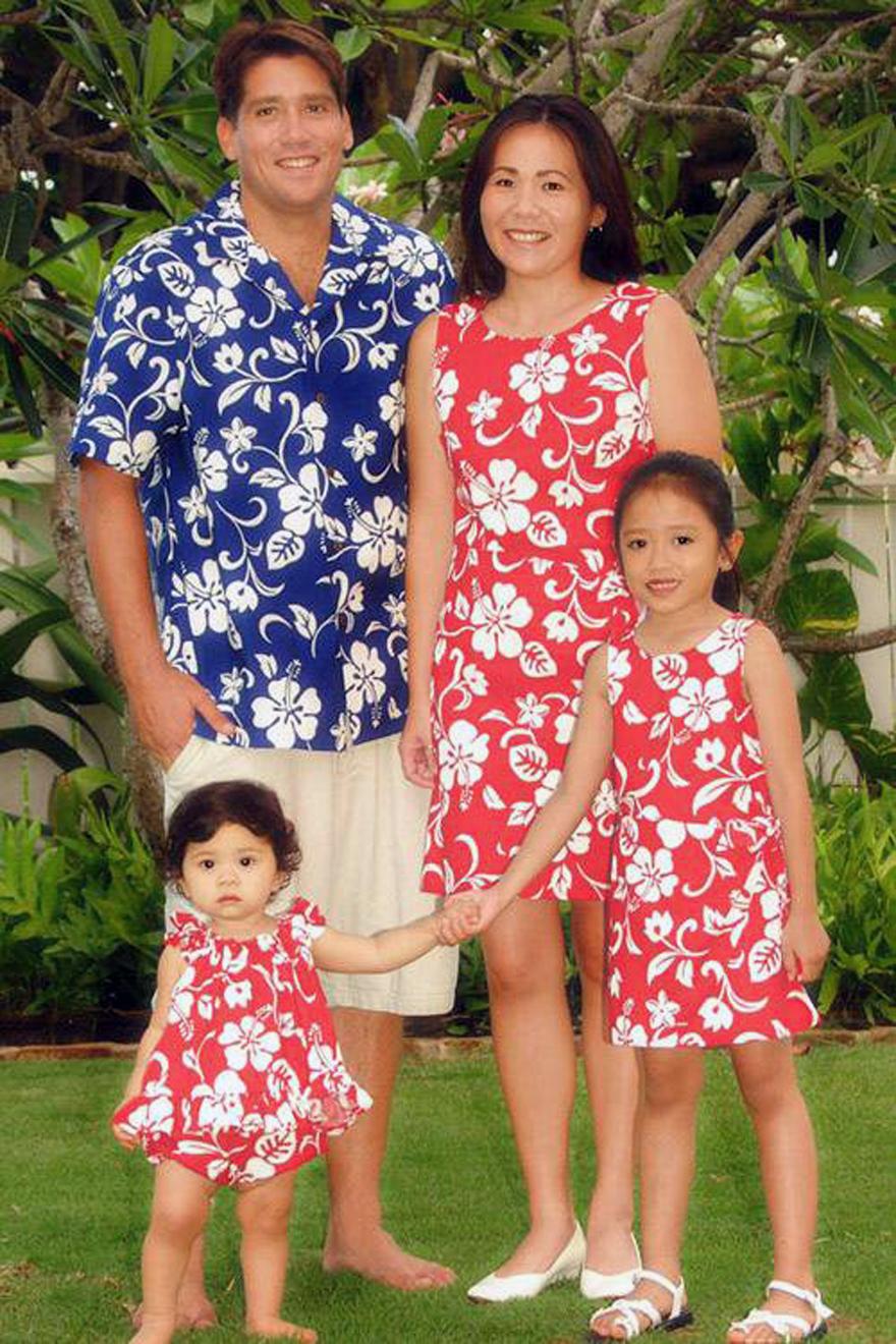 Hawaiian Tribal Baby Shoes