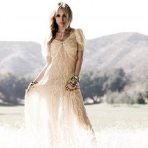 Hippie Chic Wedding Dresses Ideas Pictures