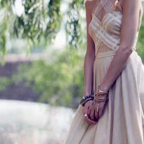 Hippie Chic Wedding Dresses Styles Pictures
