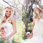 Hippie Wedding Dresses Plus Size Pictures
