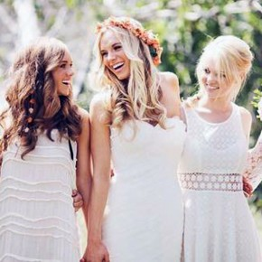 Hippie Wedding Dresses Uk Pictures
