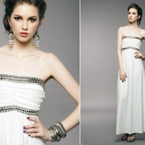 Holiday White Dress For Women 2013 Pictures