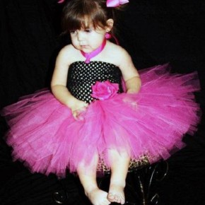 Hot Pink Flower Girl Dresses Uk Pictures