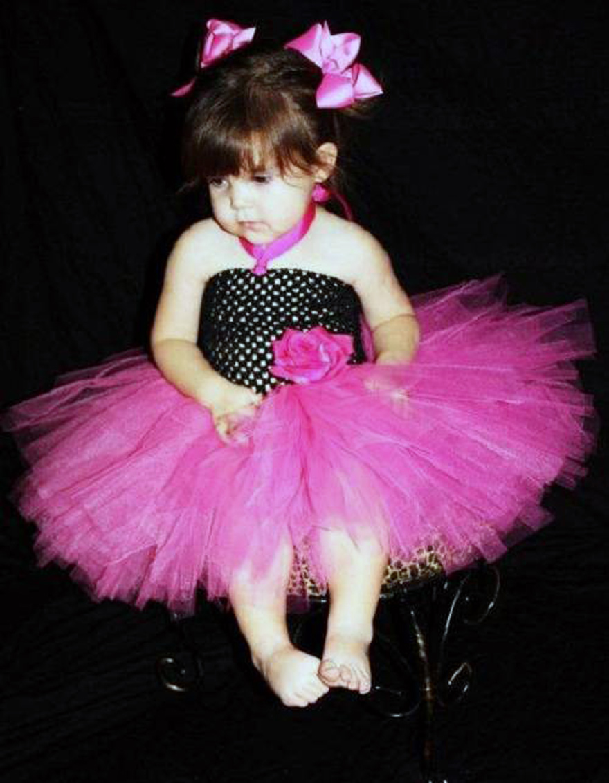 Hot Pink Flower Girl Dresses Uk Inofashionstyle
