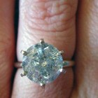 Huge Diamond Rings 2013 Pictures