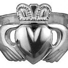 Irish Claddagh Ring Heart Images Pictures