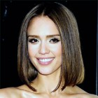 Jessica Alba Short Hairstyles Bob Pictures