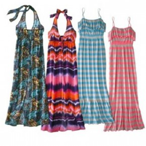 Junior Maxi Dresses Online Pictures