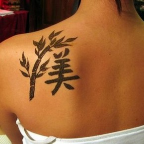 Kanji Tattoos Designs 2013 Pictures