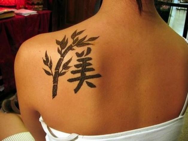 Kanji Tattoos Designs 2013