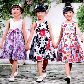 Kids Wear Beautiful Dress Styles Pictures