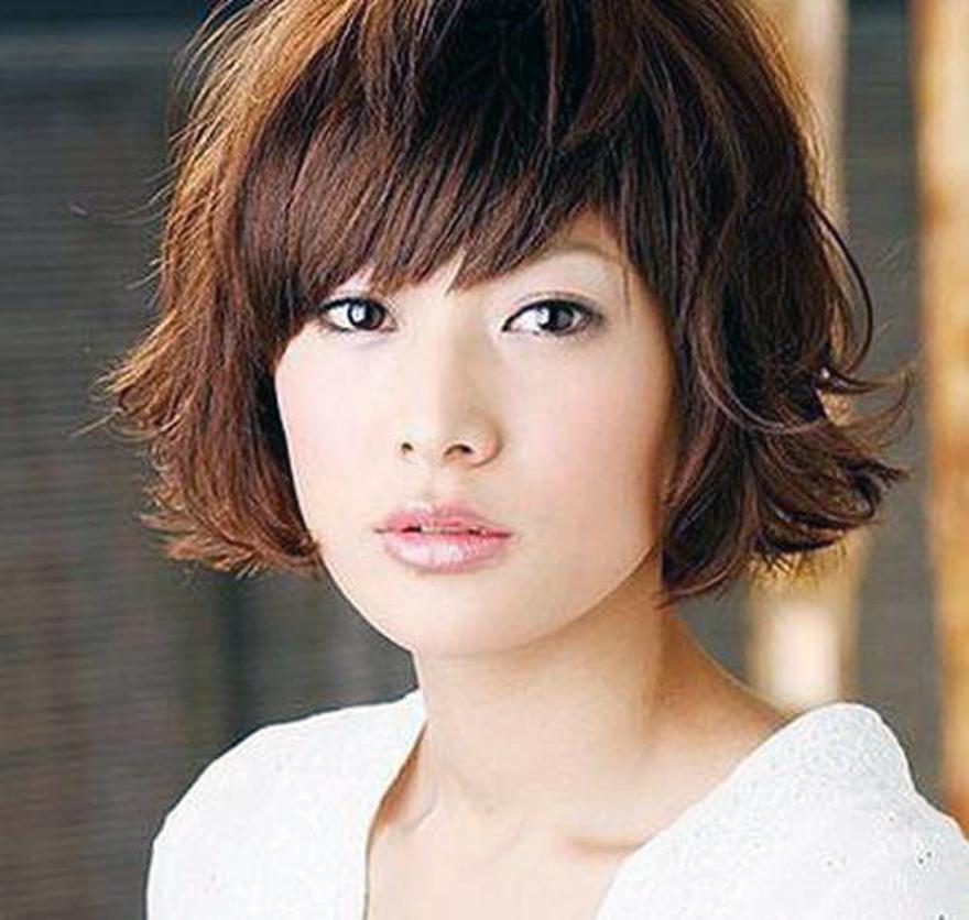Korea Girl Hairstyle Short 2013