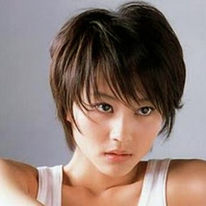 Korea Girl Hairstyle Short Cut Pictures