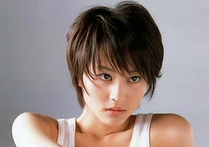 Korea Girl Hairstyle Short Cut