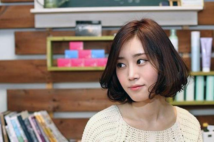 Korean Hairstyle Women 2013