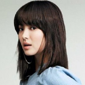 Korean Hairstyle Women Medium Length Pictures