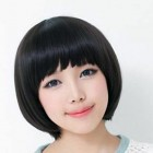 Korean Short Hairstyle 2013 Pictures