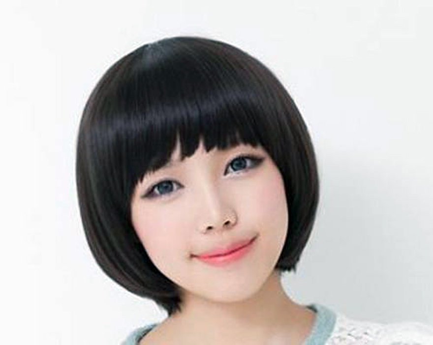 Korean Short Hairstyle 2013