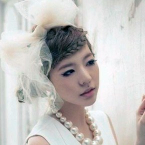 Korean Wedding Hairstyles 2013 Pictures