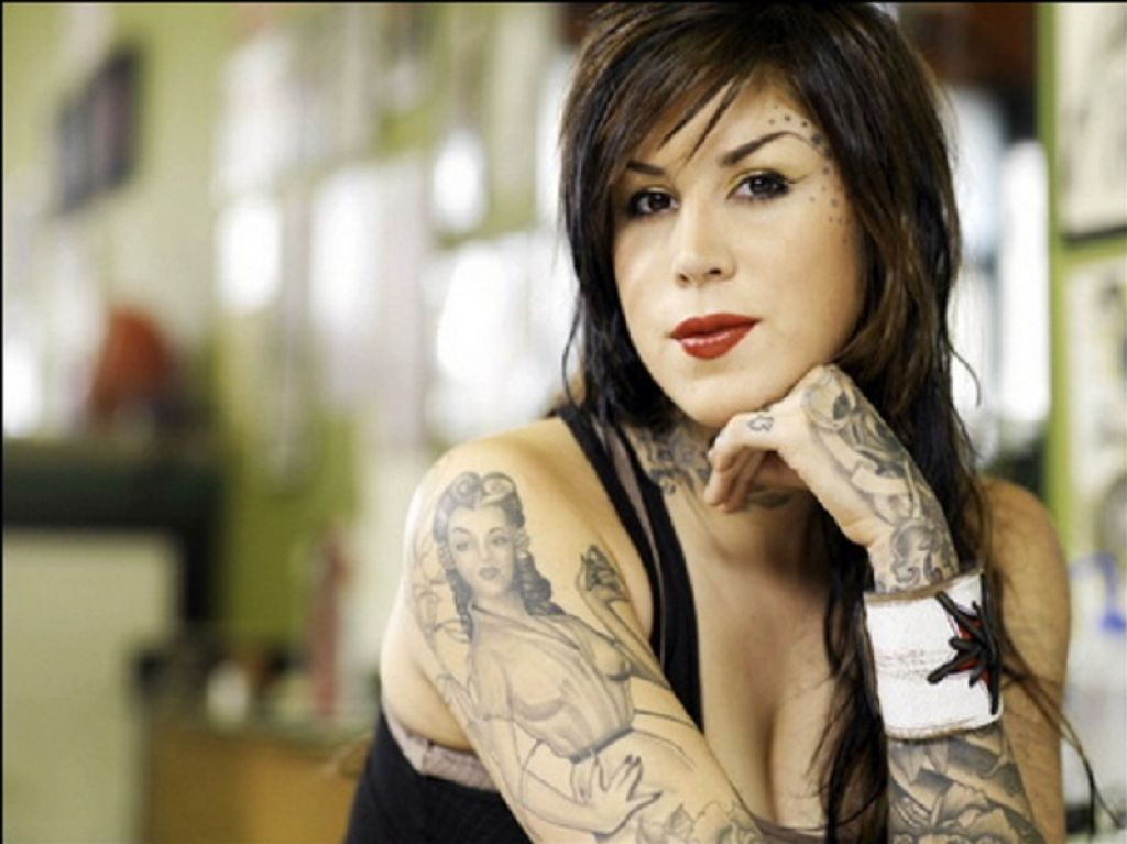 LA Ink Tattoos For Women Pictures