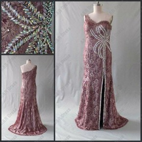 Lace Dinner Gowns Models Pictures