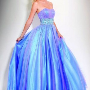Light Blue Prom Dresses Under 100 Pictures