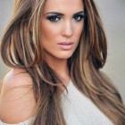 Light Brown Hair With Highlights Images Pictures