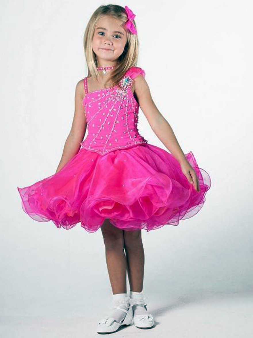 Little Girl Dress Images - Inofashionstyle.com