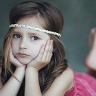 Little Girl Hairstyles Headband 2013 Pictures