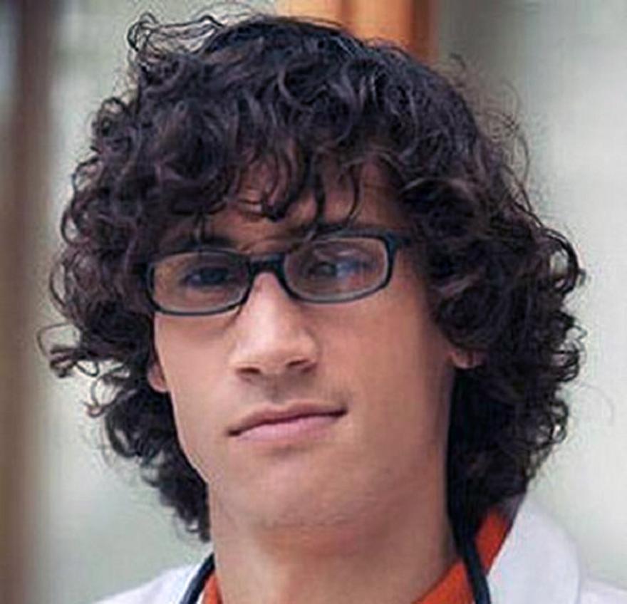 Long Curly Hair Guys Tumblr Inofashionstyle Com