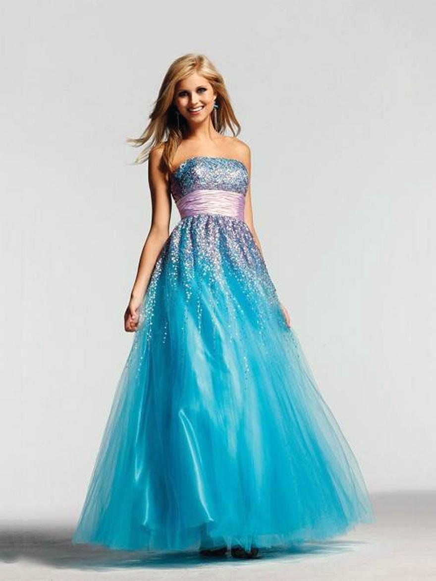 Long Dresses For Prom 2013