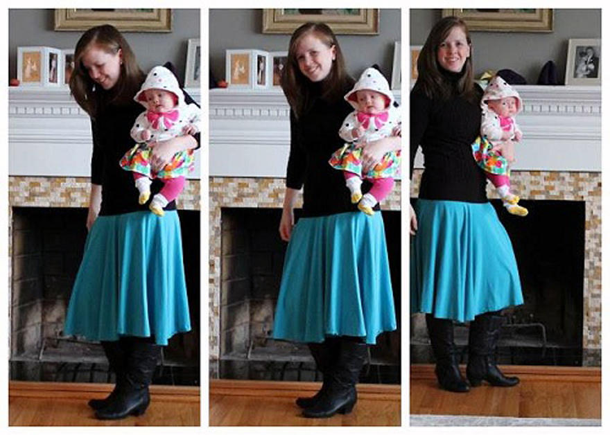 Long Dresses With Leggings 2013