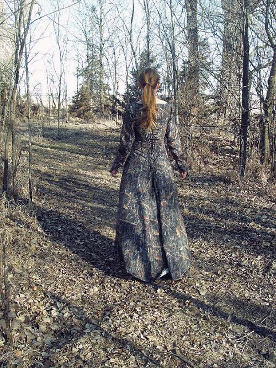 Long Formal Camo Dresses Country