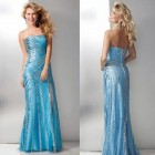 Long Glitter Prom Dresses 2013 Pictures
