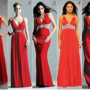 Long Grecian Prom Dresses Red Pictures
